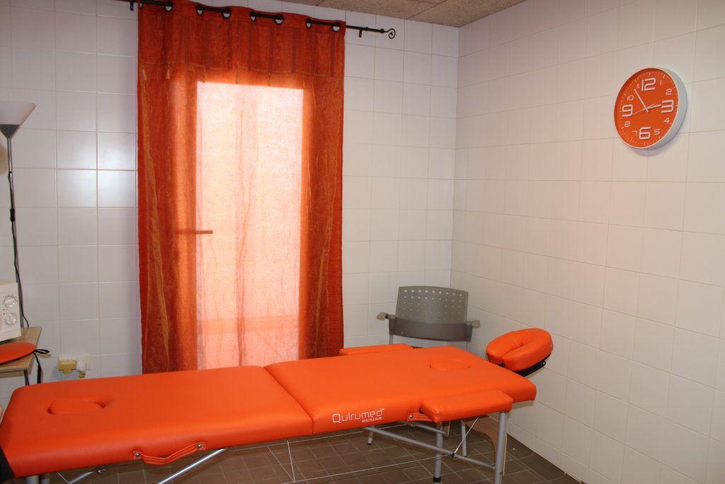 Servicio Fisioterapia / Masaje